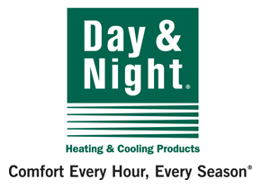 Day & Night Heating & Cooling Products - Comfort Every Hour, Every Season